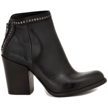 Schuhe Damen Low Boots Juice Shoes LOIRE NERO    130,4