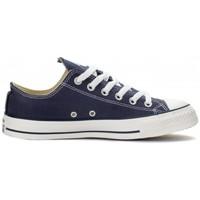 Schuhe Damen Sneaker Low Converse All Star Basse Marine Bleu