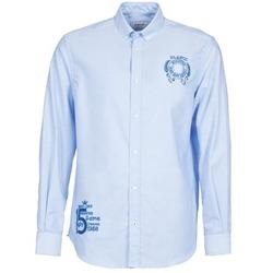 Langärmelige Hemden Serge Blanco ANTONIO