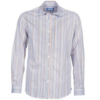 Kleidung Herren Langärmelige Hemden Serge Blanco DORILANDO Multifarben