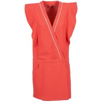 Kleidung Damen Kurze Kleider Derhy TAIN Korallenrot