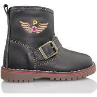 Schuhe Kinder Boots Pablosky TOMCAT KOFFERRAUM SCHWARZ