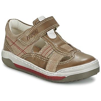 Schuhe Jungen Sandalen / Sandaletten Primigi GART Braun