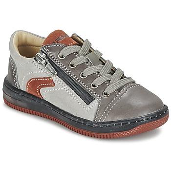Schuhe Jungen Sneaker Low Primigi BECHET-E Grau