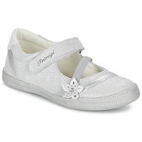 Schuhe Mädchen Ballerinas Primigi ROSELINE-E Silbern