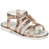 Schuhe Mädchen Sandalen / Sandaletten Primigi LUZ Bronze