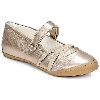 Schuhe Mädchen Ballerinas Primigi LISBONA 1-E Bronze