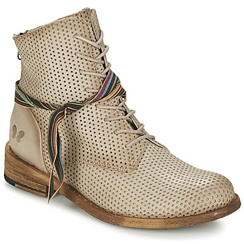 Schuhe Damen Boots Felmini EZDUNE Beige