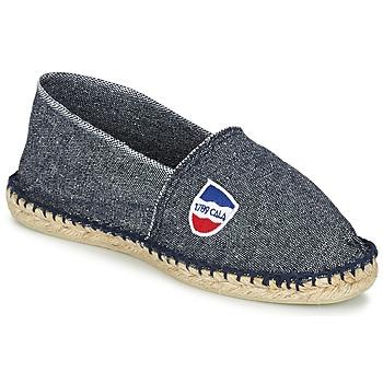 Schuhe Herren Leinen-Pantoletten mit gefloch 1789 Cala CLASSIQUE