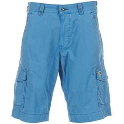 Kleidung Herren Shorts / Bermudas Napapijri PORTES A Blau