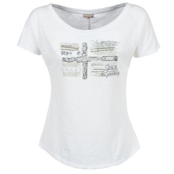 Kleidung Damen T-Shirts Napapijri SINK Weiss