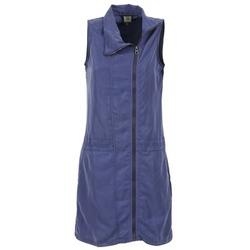 Kleidung Damen Kurze Kleider Bench EASY Blau
