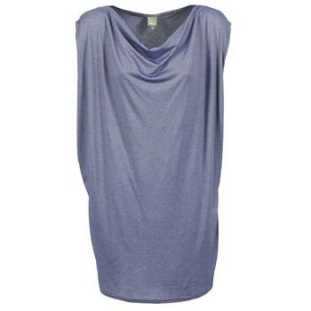 Kleidung Damen Kurze Kleider Bench TRUISM Blau