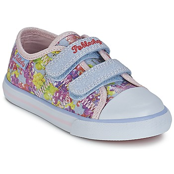 Schuhe Mädchen Sneaker Low Pablosky MIDILE Multifarben