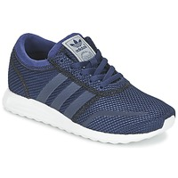 Schuhe Kinder Sneaker Low adidas Originals LOS ANGELES K Blau