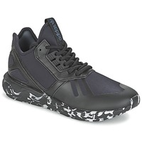 Schuhe Sneaker Low adidas Originals TUBULAR RUNNER Schwarz
