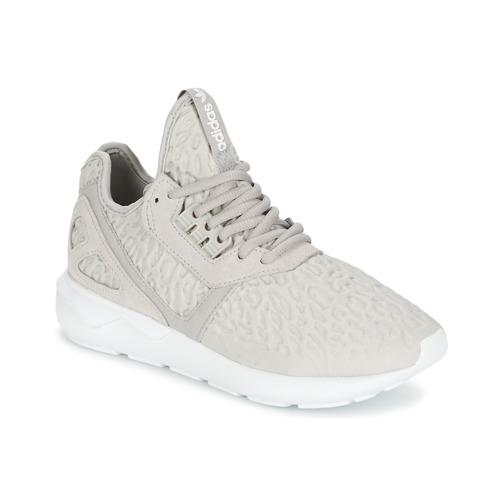 adidas Originals TUBULAR RUNNER W Grau  Schuhe Sneaker Low Damen 57,50