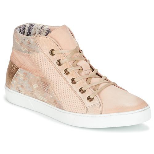 Dream in Green MOLIMELA Beige / Rose  Schuhe Sneaker Low Damen 79,99