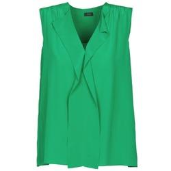 Kleidung Damen Tops Joseph DANTE Grün