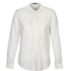 Kleidung Damen Tops / Blusen Joseph PRINCE Naturfarben