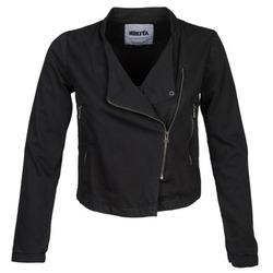 Kleidung Damen Jacken / Blazers Nikita CROSSOVER Schwarz