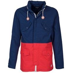 Kleidung Herren Jacken Nixon PI Marine / Rot