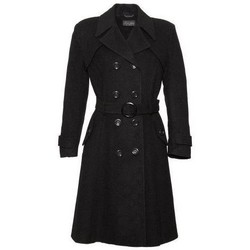 Kleidung Damen Mäntel Dec La Creme parent Black