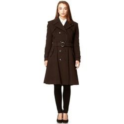 Kleidung Damen Mäntel De La Creme child braun