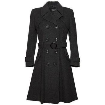 Kleidung Damen Mäntel De La Creme child grau