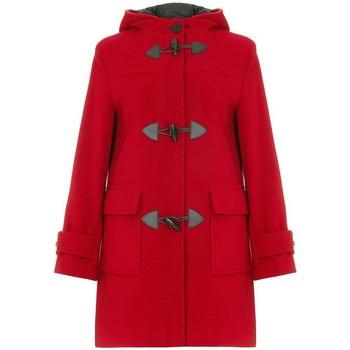 Kleidung Damen Mäntel De La Creme child rote