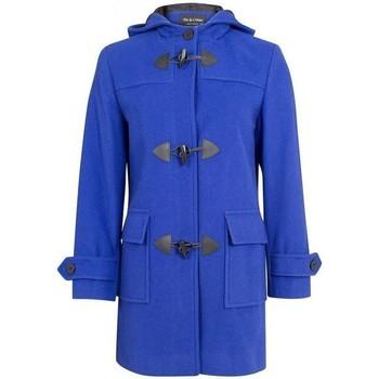 Kleidung Damen Mäntel De La Creme child blau