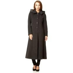 Kleidung Damen Trenchcoats De La Creme parent grau