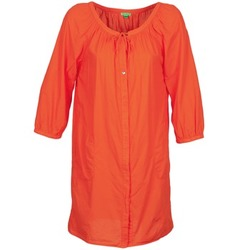 Kleidung Damen Kurze Kleider Bensimon FOURTY Orange