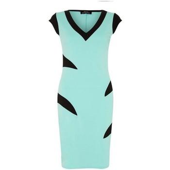 Kleidung Damen Kurze Kleider Disdress parent blau