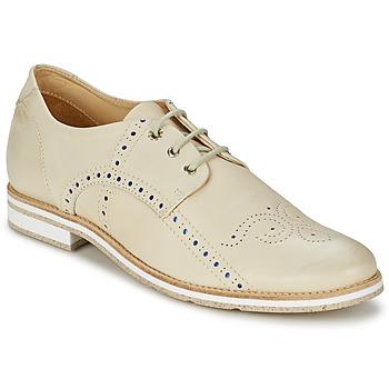 Schuhe Damen Derby-Schuhe Marithé & Francois Girbaud ARROW Aschfarbe
