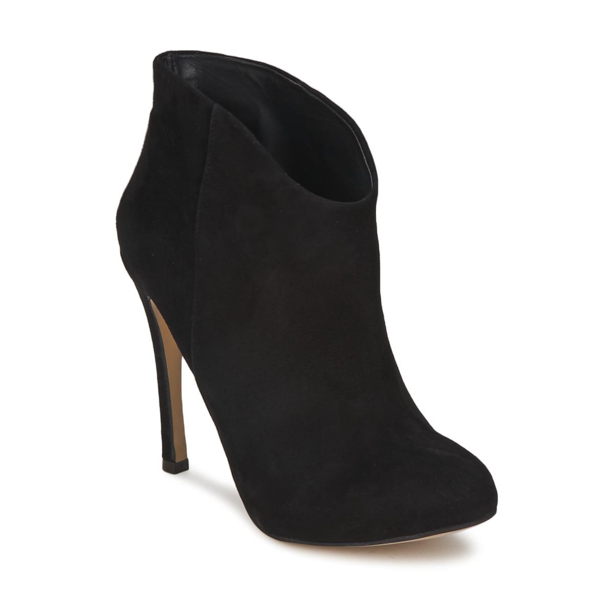 de2449d47f7a14 SuperTrash Schwarz - Kostenloser Versand bei Spartoode ! - Schuhe Ankle  Boots Damen 85