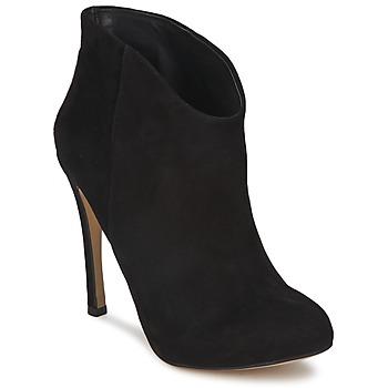 Schuhe Damen Ankle Boots SuperTrash  Schwarz