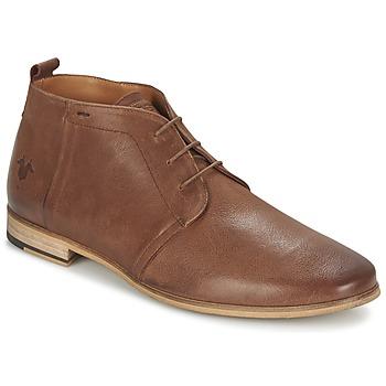 Schuhe Herren Boots Kost ZEPI 47 Cognac