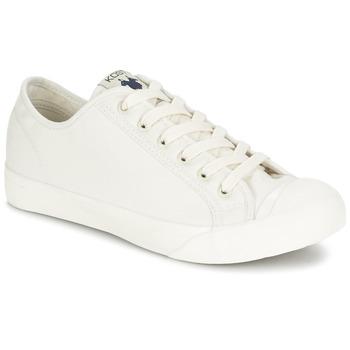 Schuhe Herren Sneaker Low Kost AUSTEN Weiss