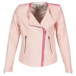 Kleidung Damen Jacken / Blazers Chipie BRENES Rose