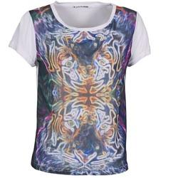 Kleidung Damen T-Shirts DDP PORIX Multifarben