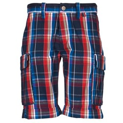 Kleidung Herren Shorts / Bermudas Oxbow TAKAROA Marine / Rot