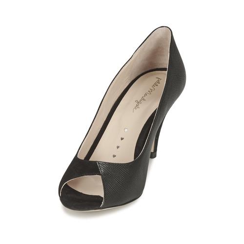 Petite Schuhe Mendigote REUNION Schwarz  Schuhe Petite Pumps Damen 125,30 4d4b4d