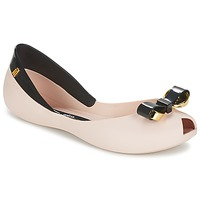 Schuhe Damen Ballerinas Melissa QUEEN IV Rose / Schwarz