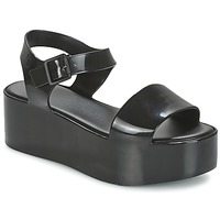 Schuhe Damen Sandalen / Sandaletten Melissa MAR Schwarz