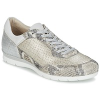 Schuhe Damen Sneaker Low Mjus FORCE Silbern