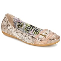 Schuhe Damen Ballerinas Mjus CHANTAL Rose