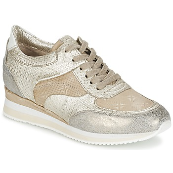 Schuhe Damen Sneaker Low Mjus ZEPPER Gold