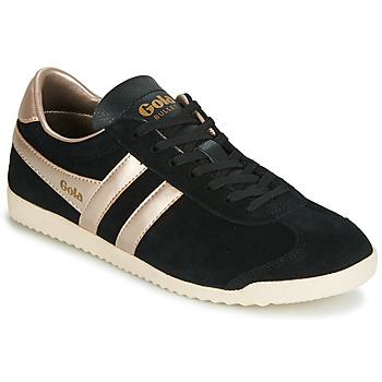 Schuhe Damen Sneaker Low Gola SPIRIT GLITTER Schwarz
