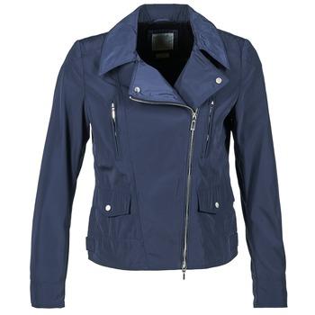 Kleidung Damen Jacken Geox ZIPUL Marine